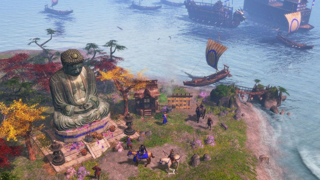 Age of Empires III (Complete Collection) screenshot 5