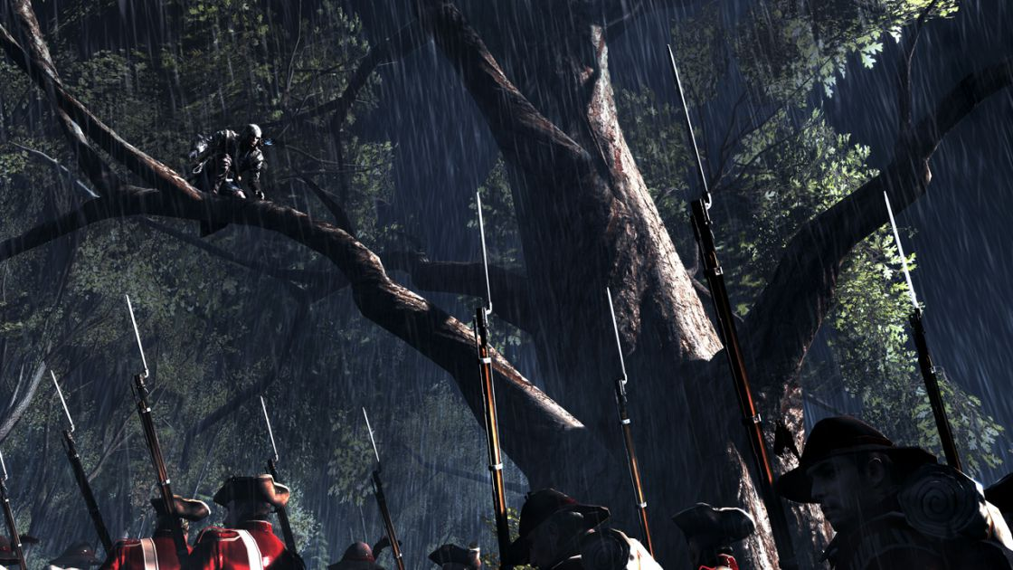 Assassins Creed 3 screenshot 5