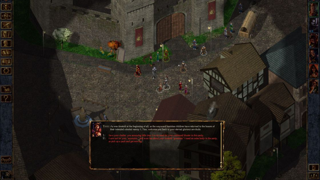 Baldurs Gate (Enhanced Edition) screenshot 3
