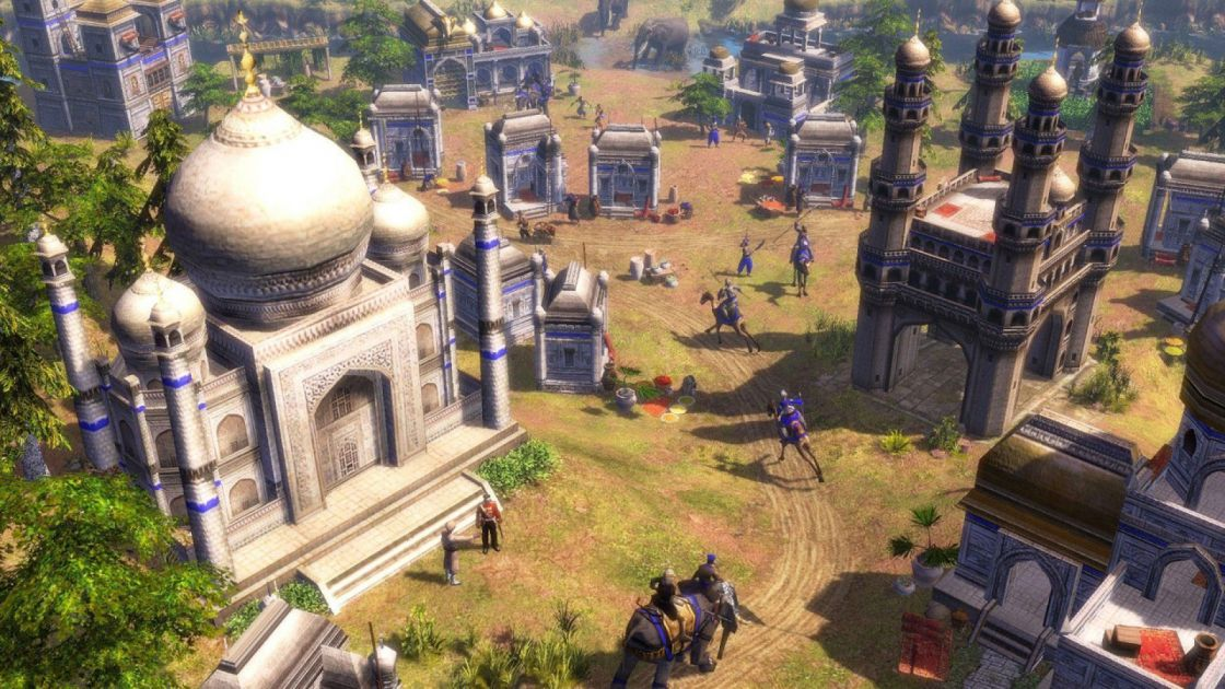 Age of Empires III (Complete Collection) screenshot 4