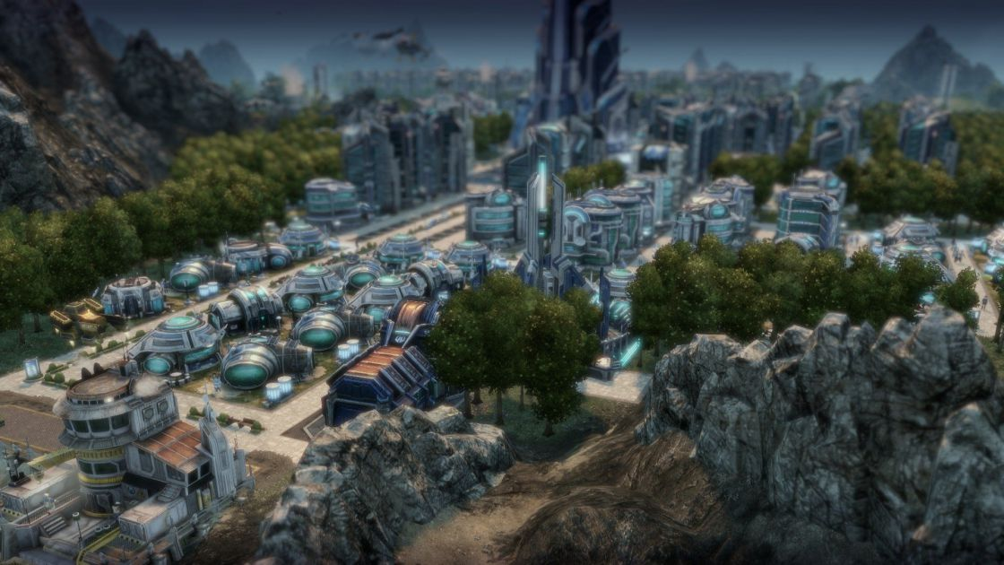 Anno 2070 (Complete Edition) screenshot 4