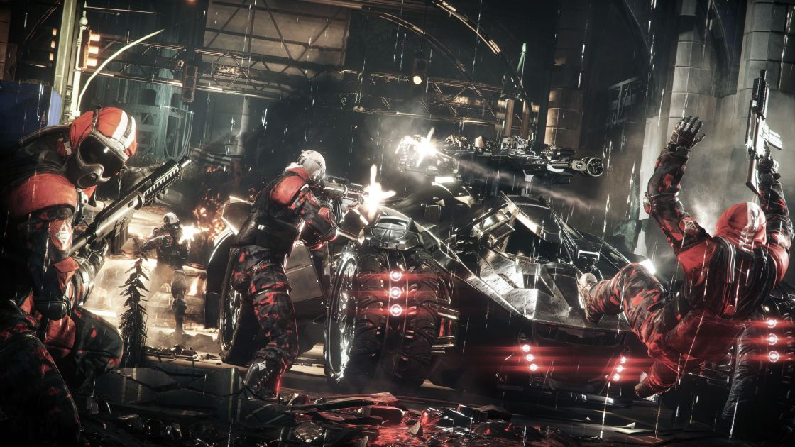 Batman: Arkham Knight - Season Pass (DLC) screenshot 9