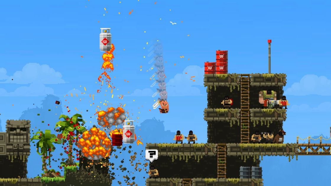 Broforce screenshot 18