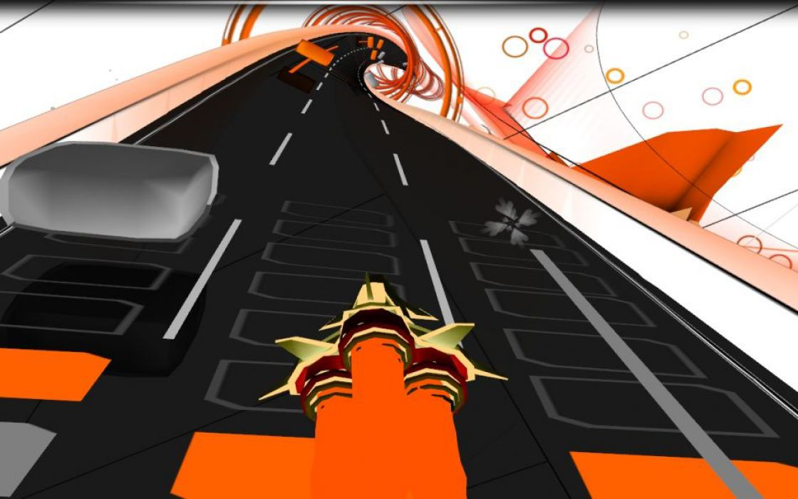 AudioSurf screenshot 11