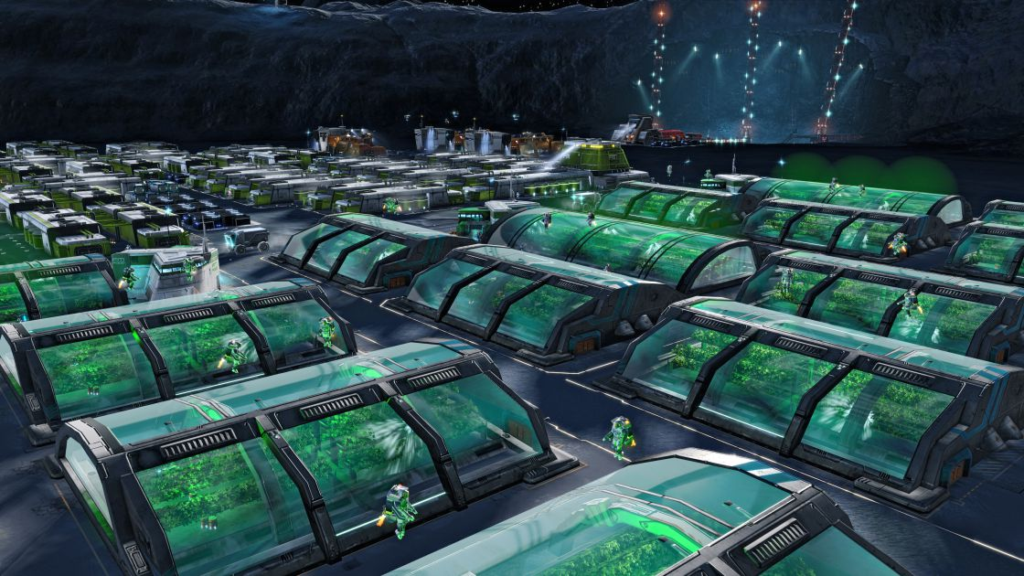 Anno 2205 (Ulitmate Edition) screenshot 5
