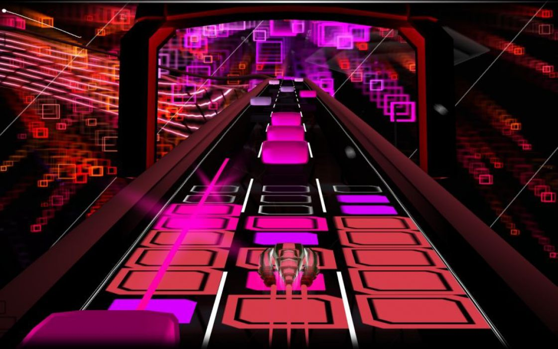 AudioSurf screenshot 20