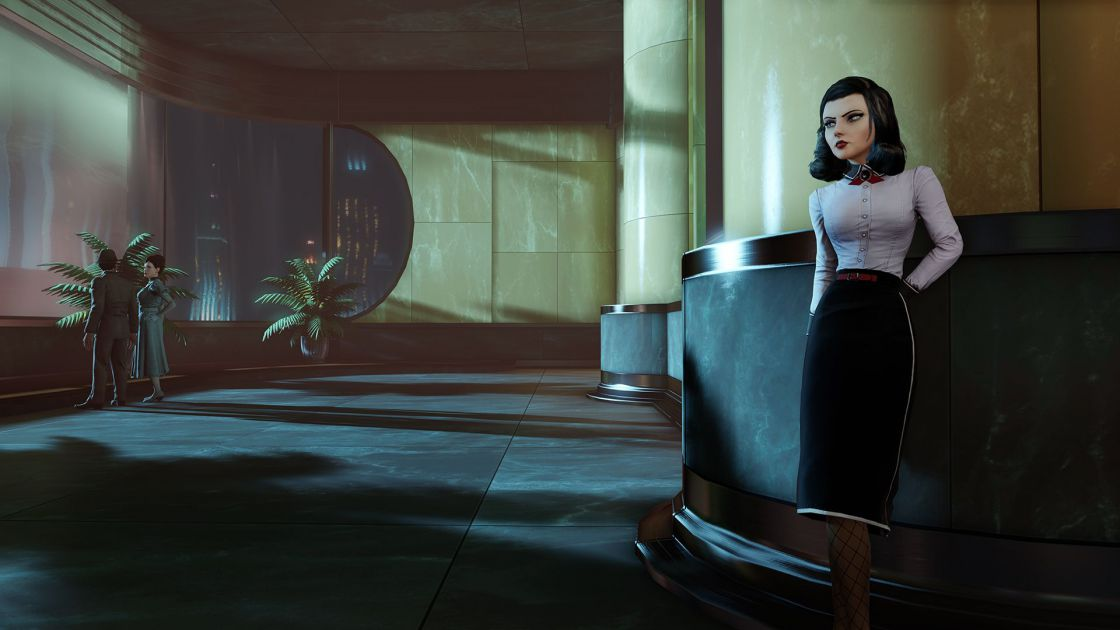 BioShock Infinite - Season Pass (DLC) screenshot 9