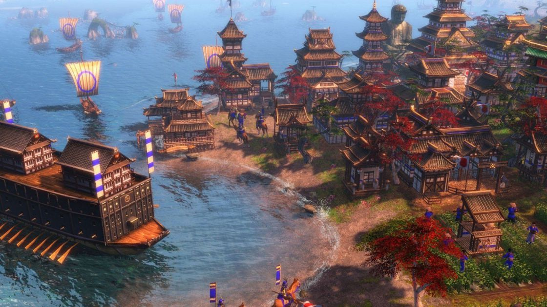 Age of Empires III (Complete Collection) screenshot 3