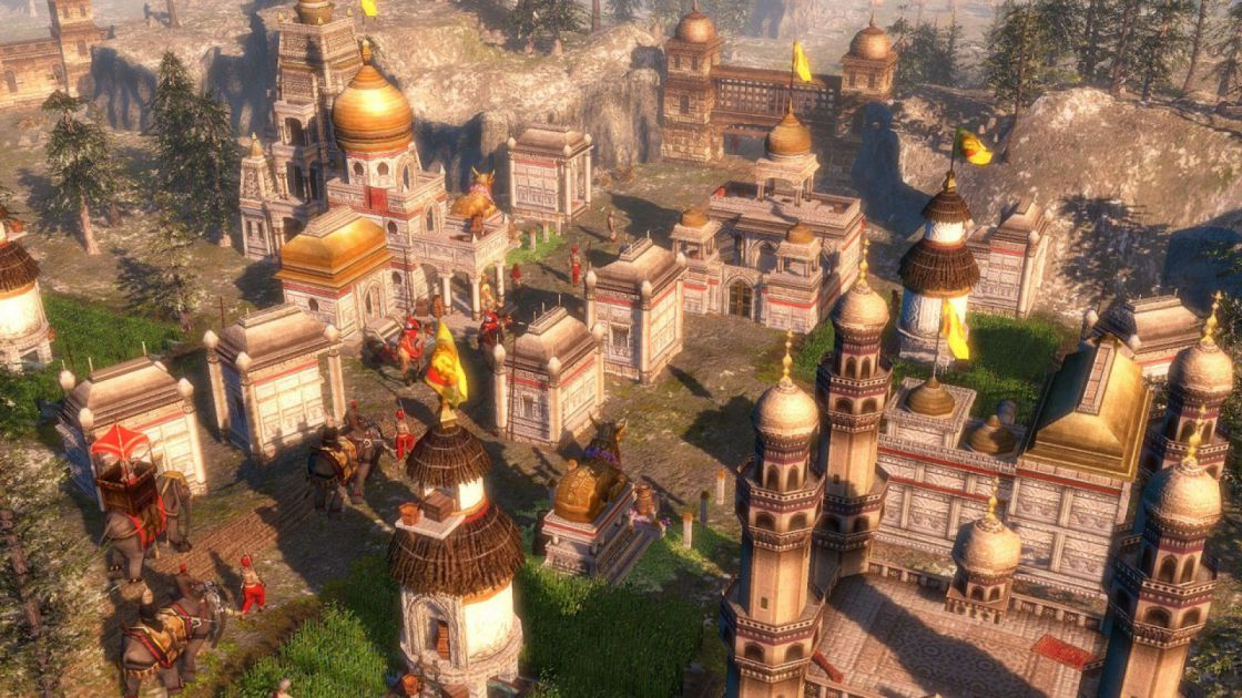 Age of Empires III (Complete Collection) screenshot 2