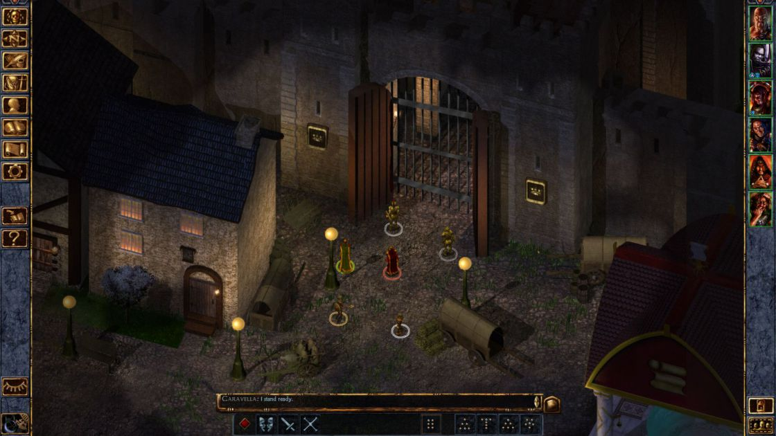 Baldurs Gate (Enhanced Edition) screenshot 5
