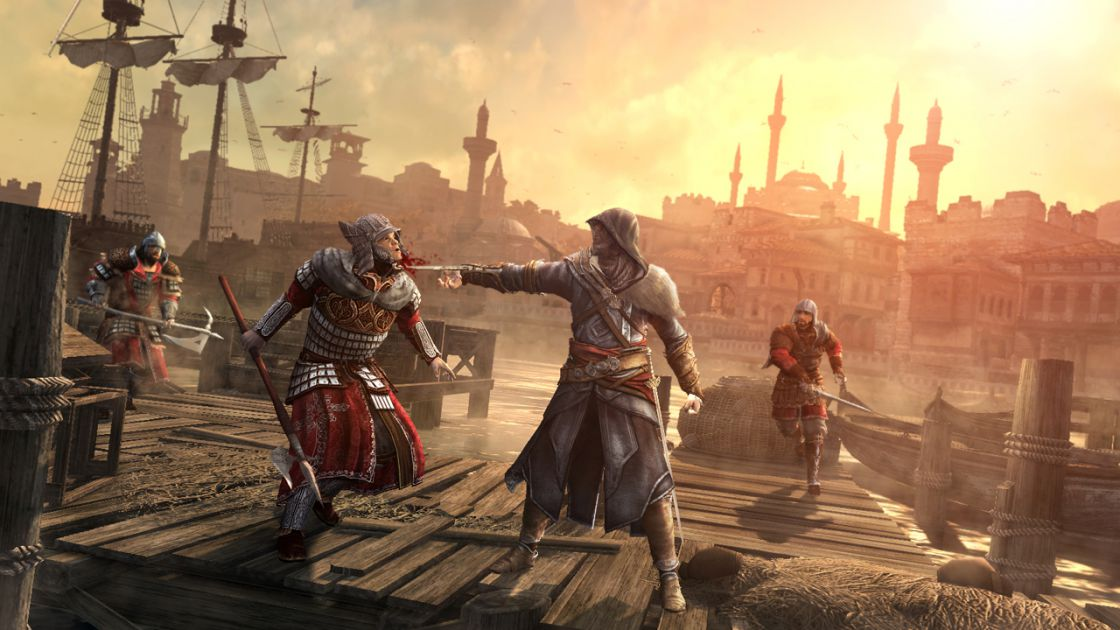 Assassin's Creed Revelations screenshot 5