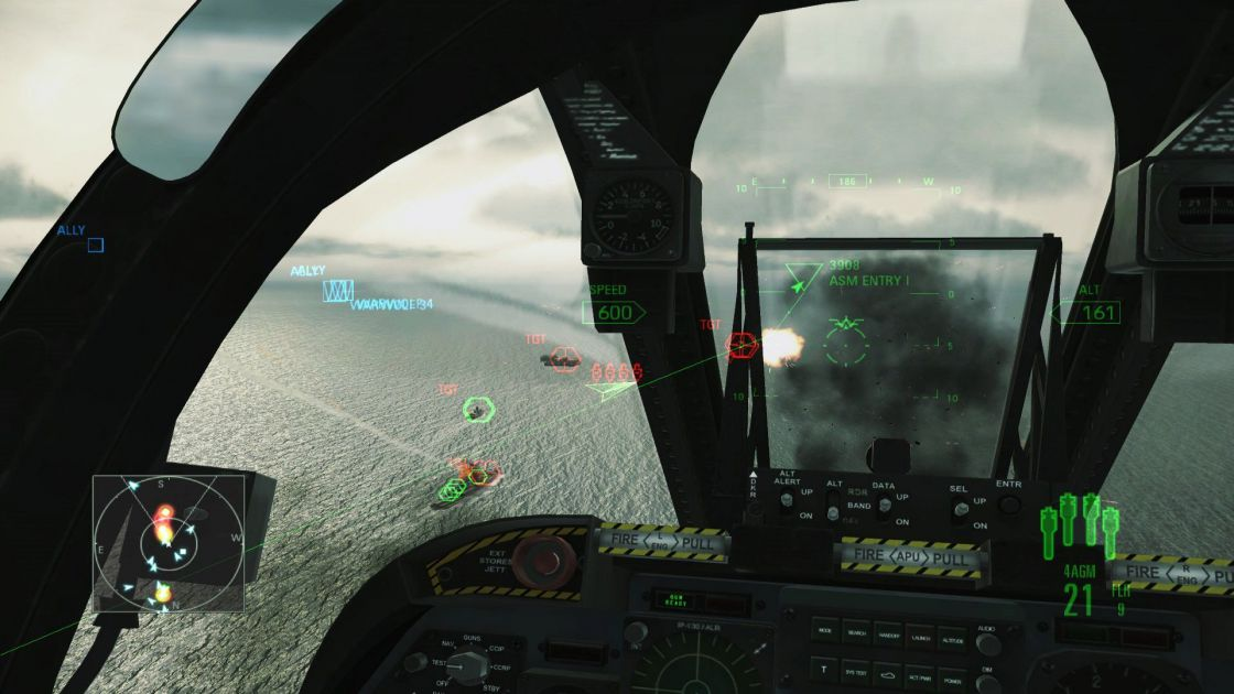 Ace Combat: Assault Horizon (Enhanced Edition) screenshot 11