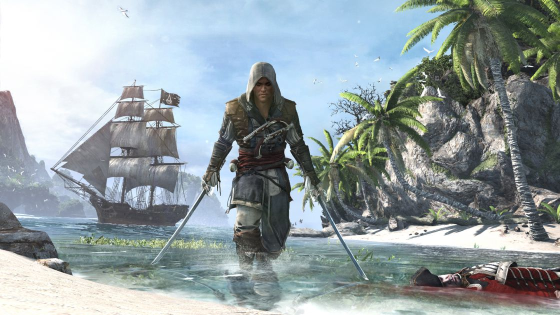 Assassins Creed IV: Black Flag (Deluxe Edition) screenshot 7
