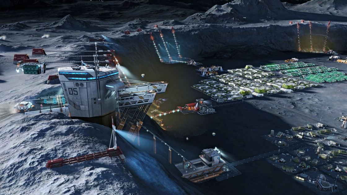 Anno 2205 (Ulitmate Edition) screenshot 10