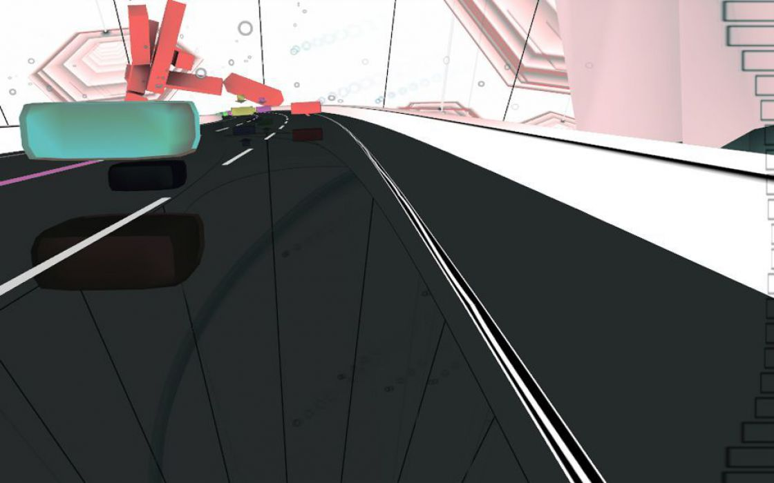 AudioSurf screenshot 4
