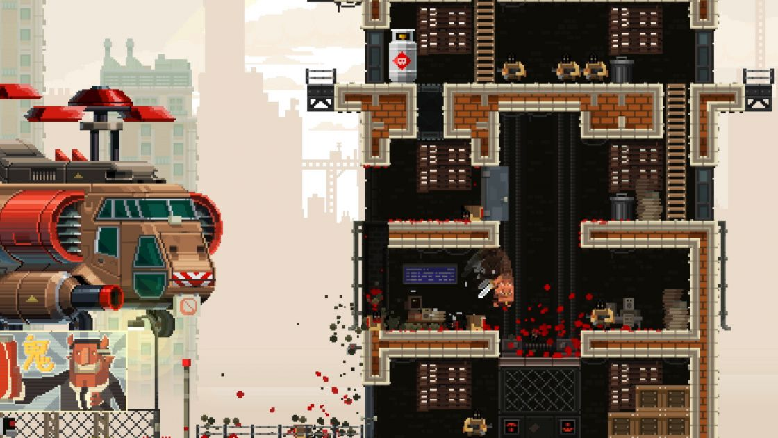 Broforce screenshot 13