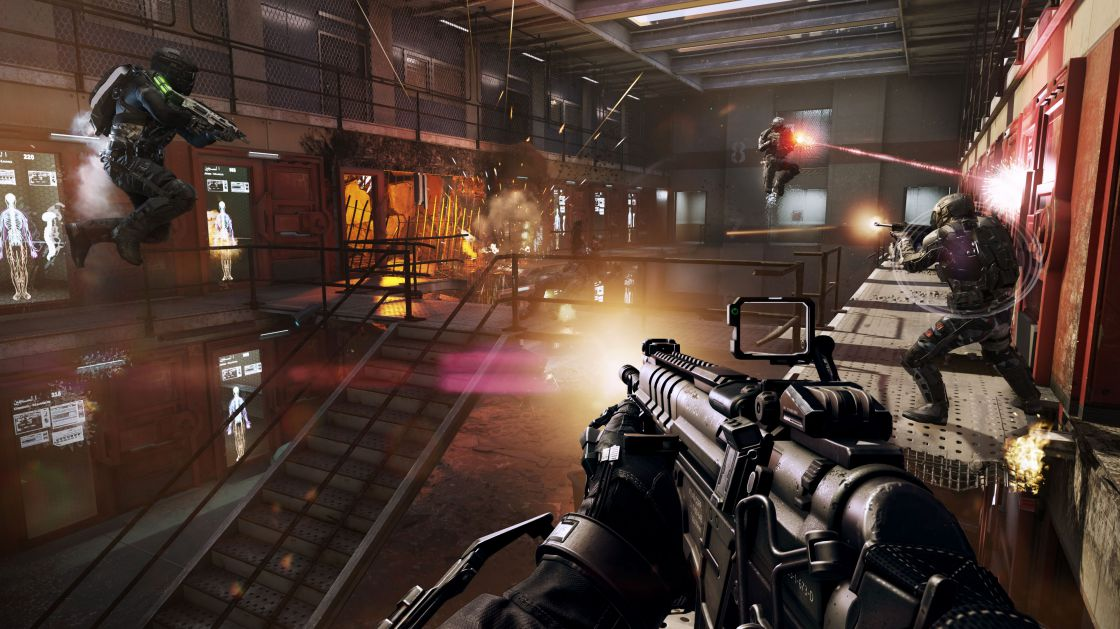 Call of Duty: Advanced Warfare - Day Zero (DLC) screenshot 20