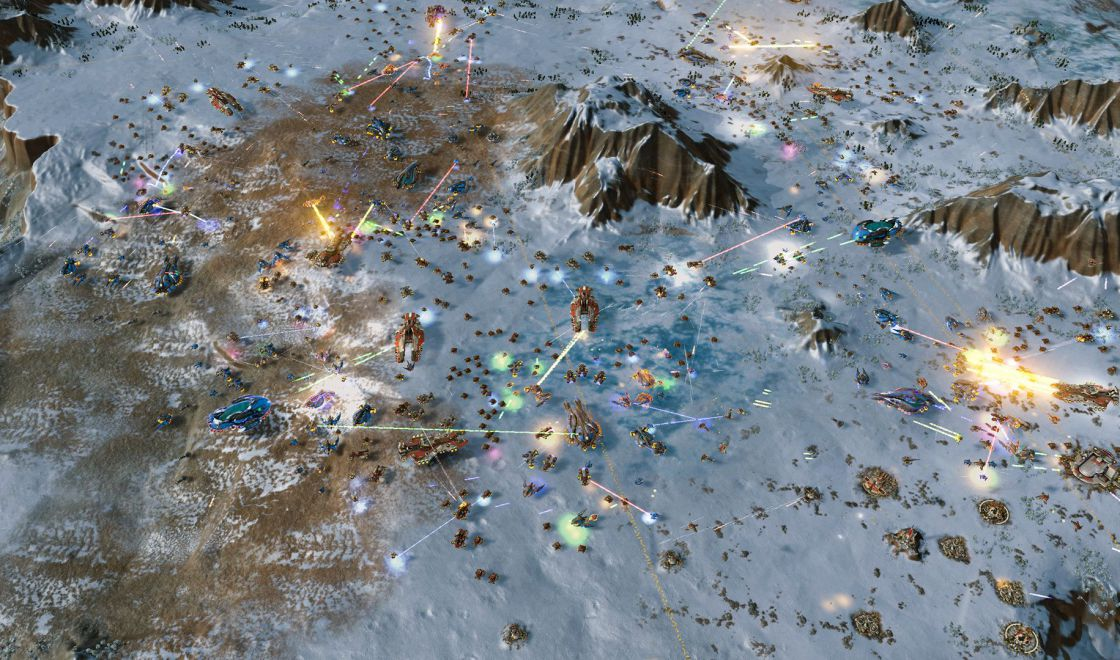 Ashes of the Singularity screenshot 6
