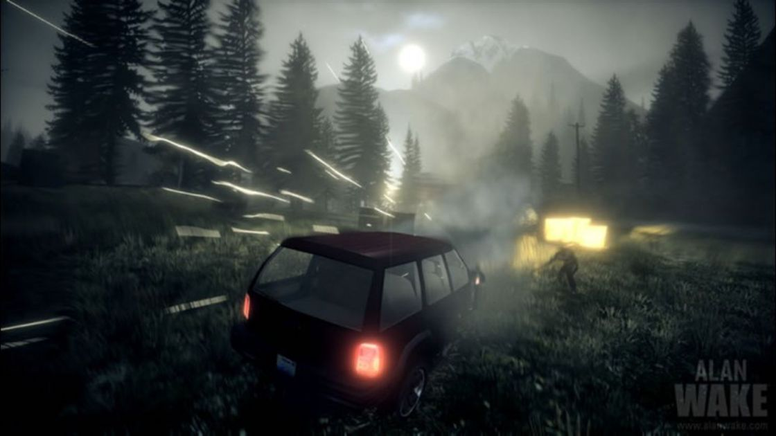 Alan Wake - Xbox 360/Xbox One screenshot 10