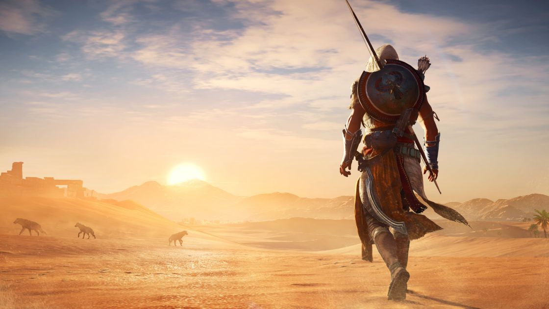 Assassin's Creed: Origins (Gold Edition) screenshot 1