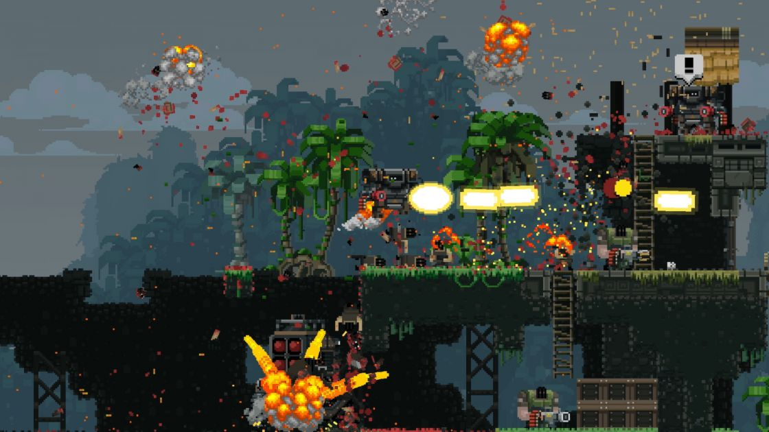 Broforce screenshot 16