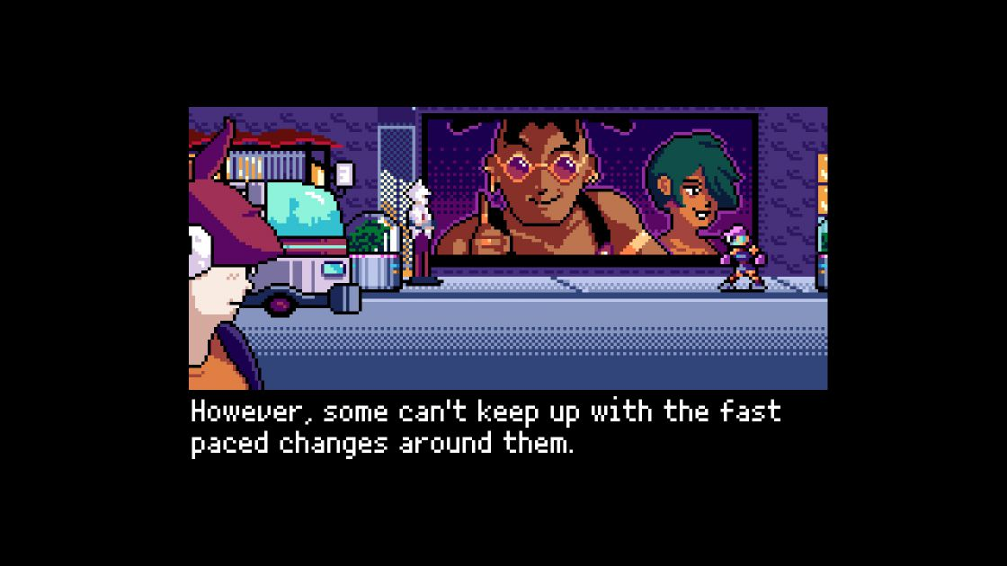 2064: Read Only Memories screenshot 13