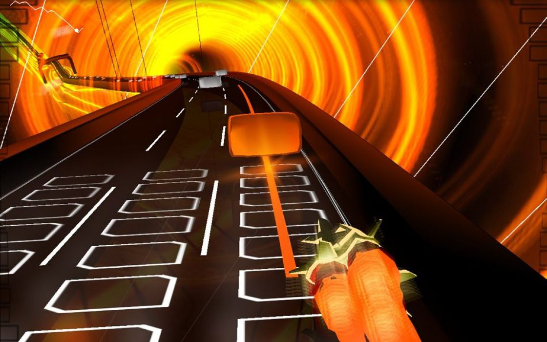 AudioSurf screenshot 3