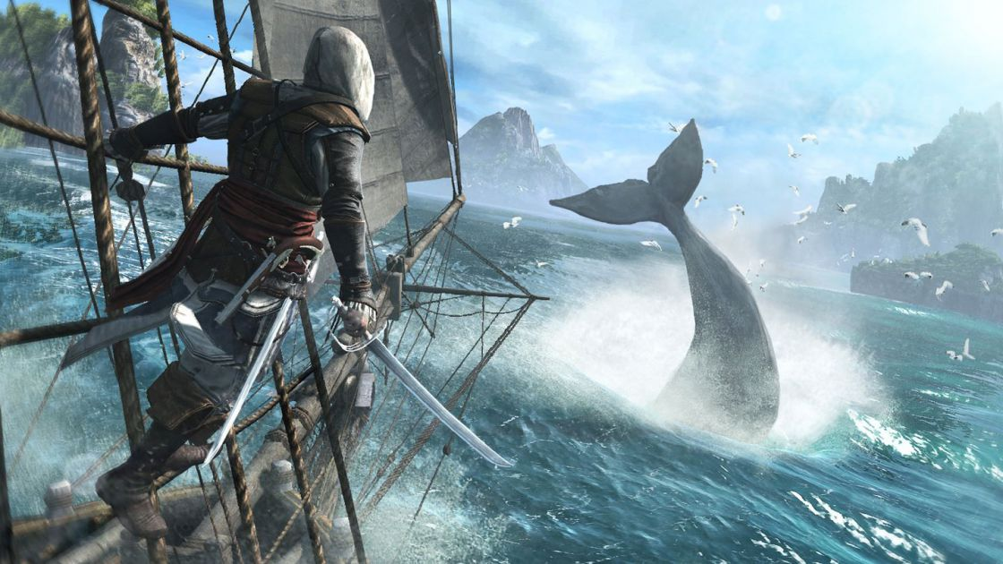 Assassin's Creed Black Flag Xbox One screenshot 1