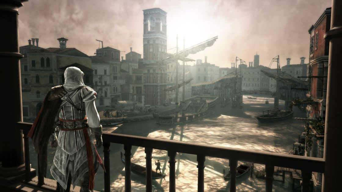 Assassin's Creed II (Deluxe Edition) screenshot 1