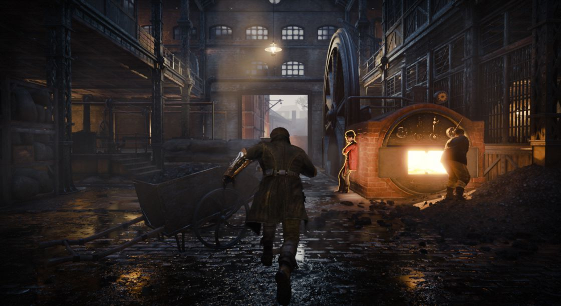 Assassin's Creed: Syndicate screenshot 9