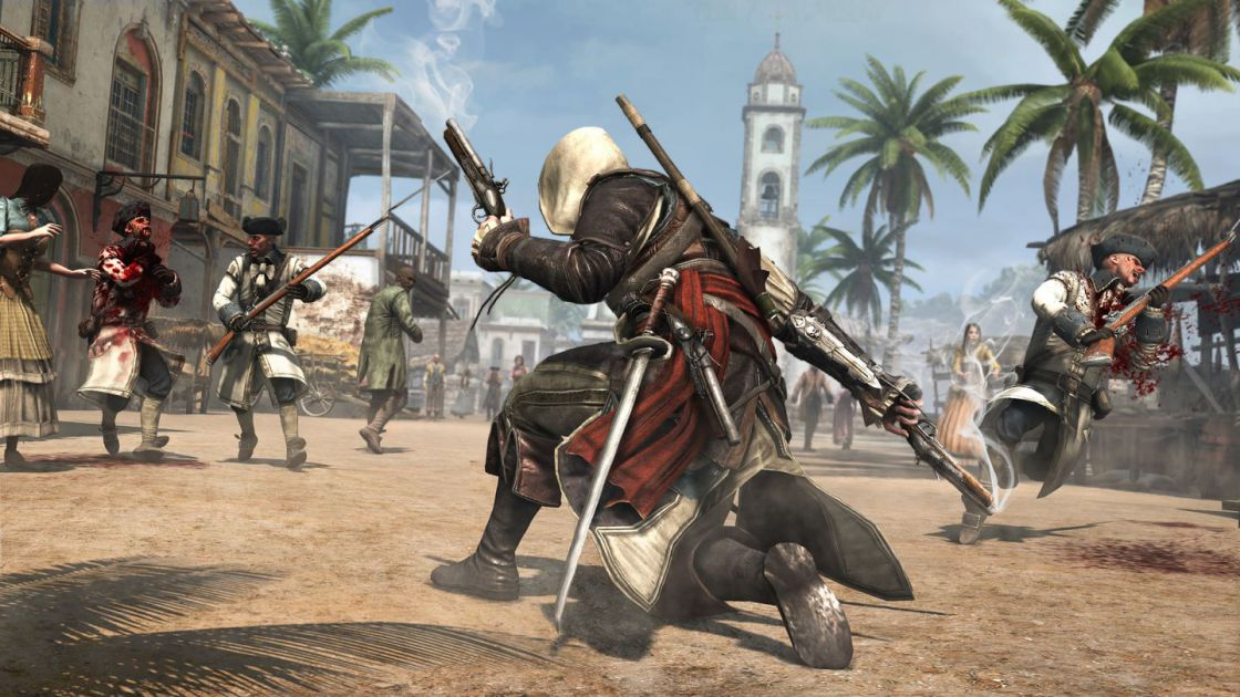 Assassin's Creed Black Flag Xbox One screenshot 5