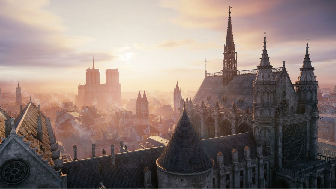 Assassins Creed: Unity (Special Edition) screenshot 9
