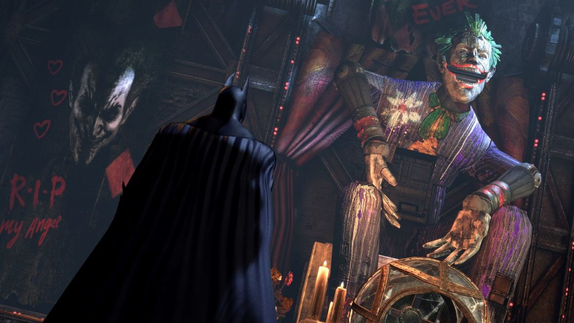 Batman: Arkham Knight (incl. Harley Quinn DLC) screenshot 3