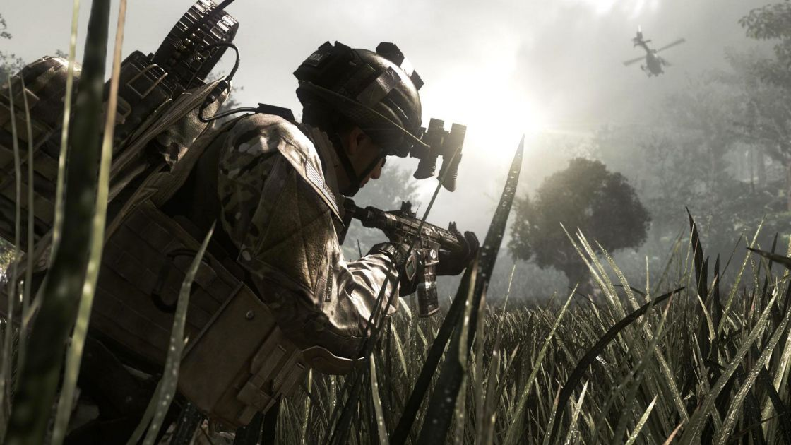 Call of Duty: Ghosts screenshot 1