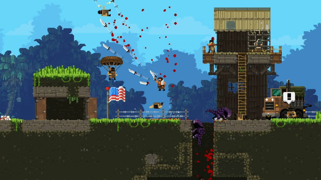 Broforce screenshot 10