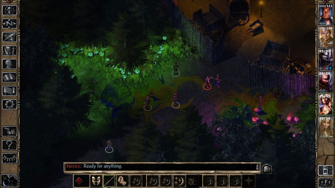 Baldurs Gate II (Enhanced Edition) screenshot 4