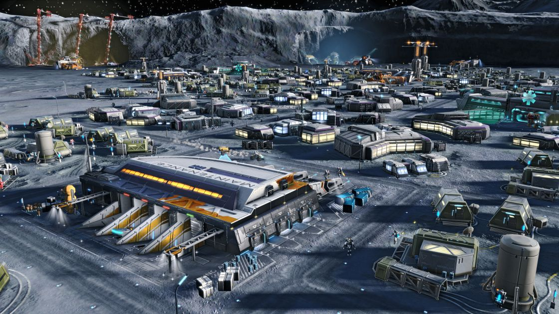 Anno 2205 (Ulitmate Edition) screenshot 4