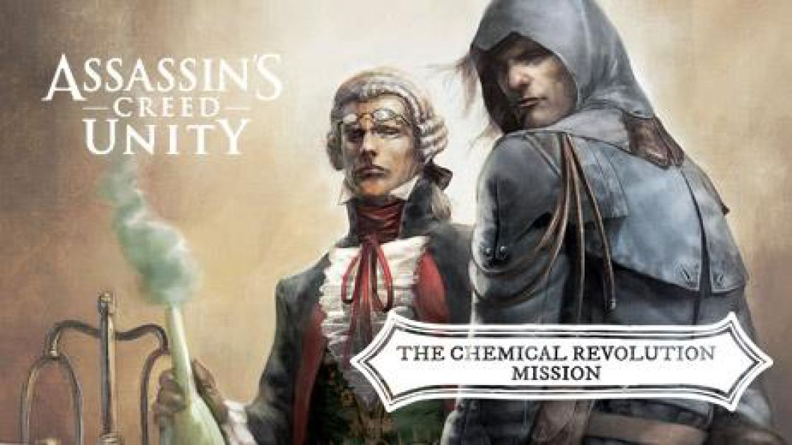 Assassins Creed Unity Chemical Revolution DLC screenshot 6
