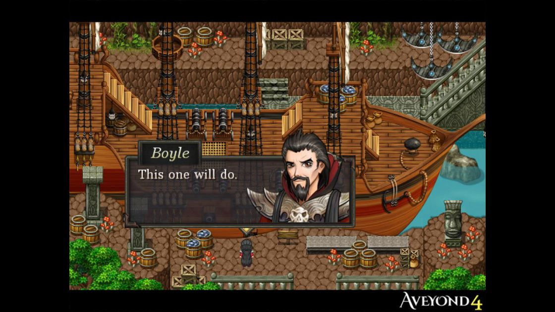 Aveyond 4: Shadow Of The Mist screenshot 7