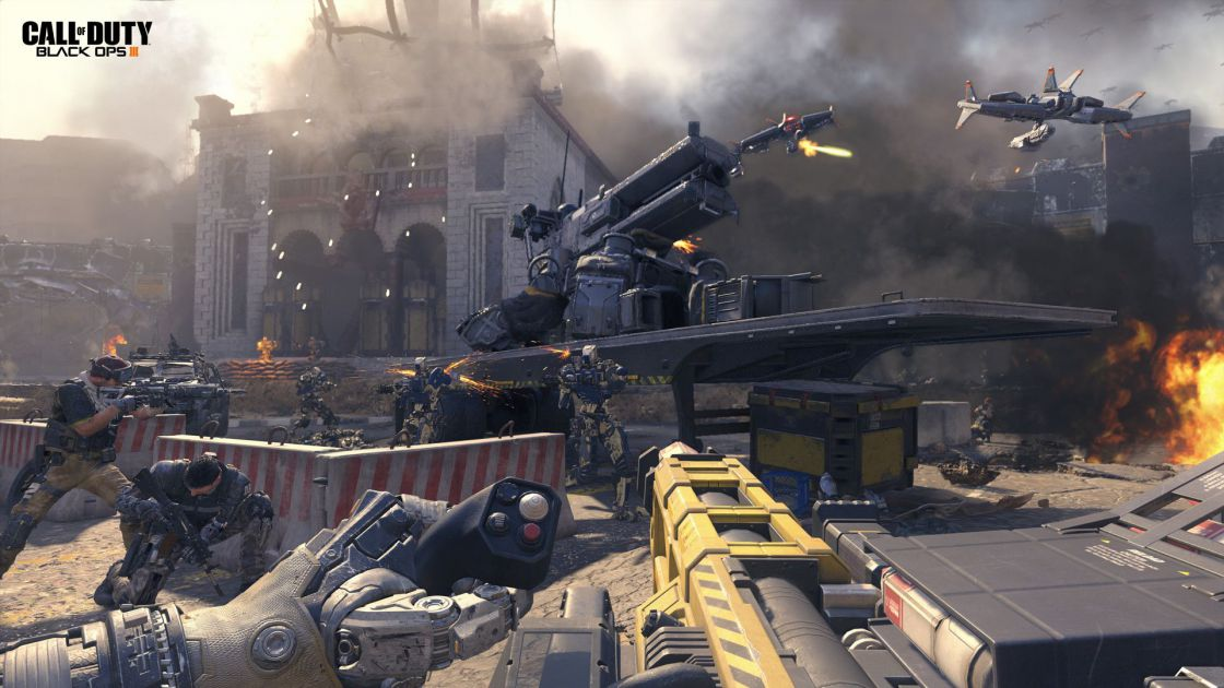 Call of Duty: Black Ops 3 (incl. Nuketown DLC) screenshot 5