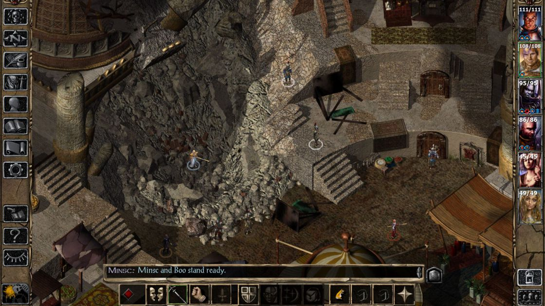 Baldurs Gate II (Enhanced Edition) screenshot 8