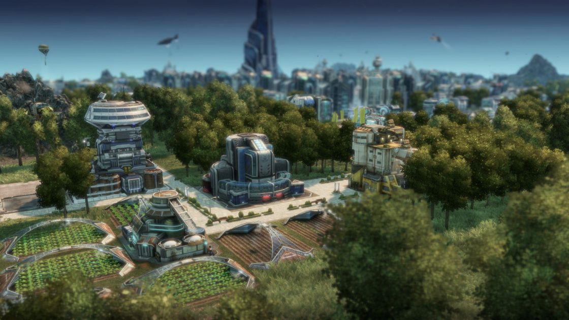Anno 2070 (Complete Edition) screenshot 1