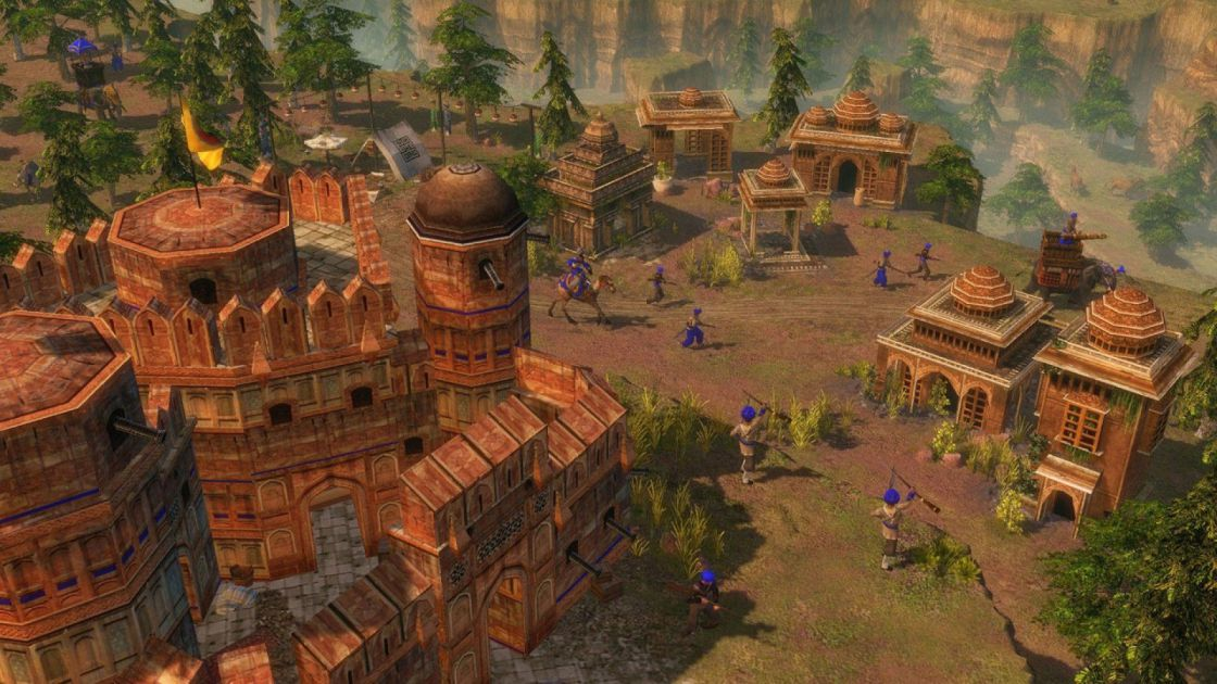 Age of Empires III (Complete Collection) screenshot 7