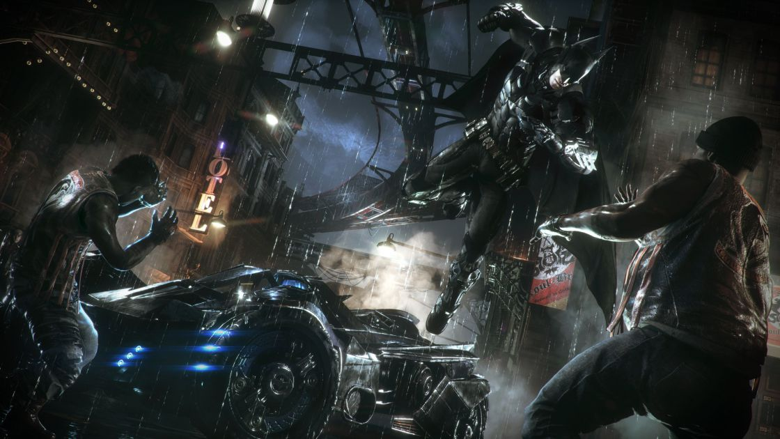Batman: Arkham Knight - Season Pass (DLC) screenshot 2