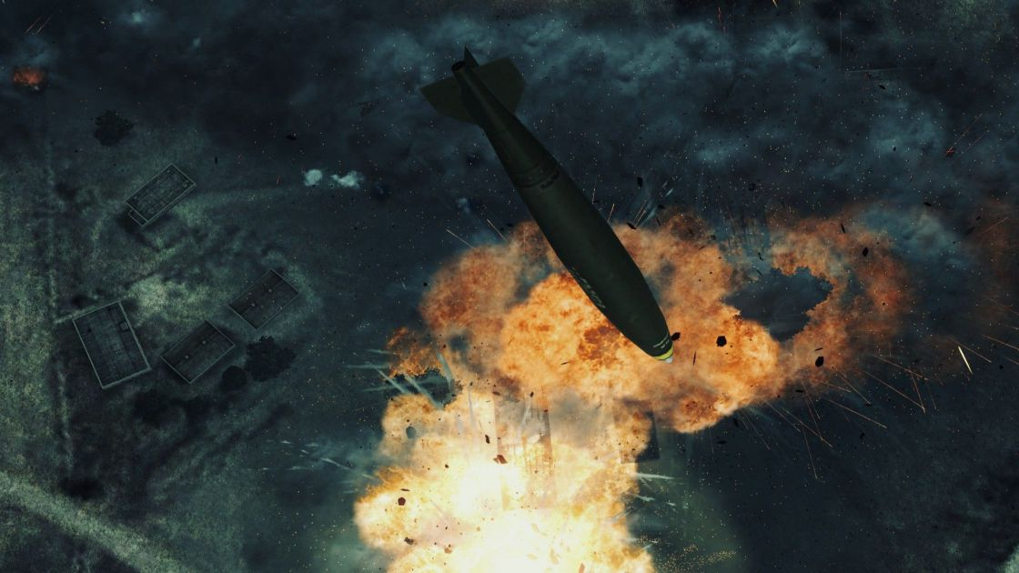 Ace Combat: Assault Horizon (Enhanced Edition) screenshot 5
