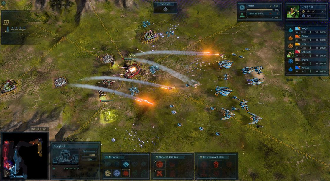 Ashes of the Singularity screenshot 4