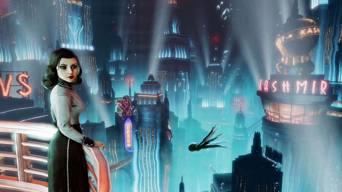 BioShock Infinite - Season Pass (DLC) screenshot 7