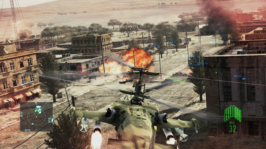 Ace Combat: Assault Horizon (Enhanced Edition) screenshot 7