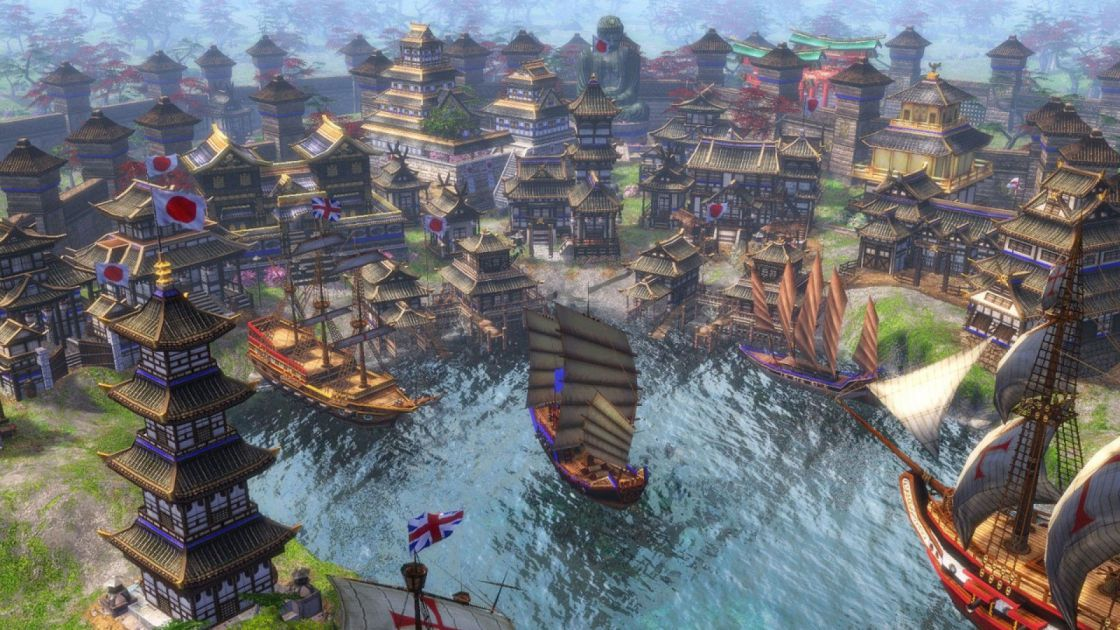 Age of Empires III (Complete Collection) screenshot 1