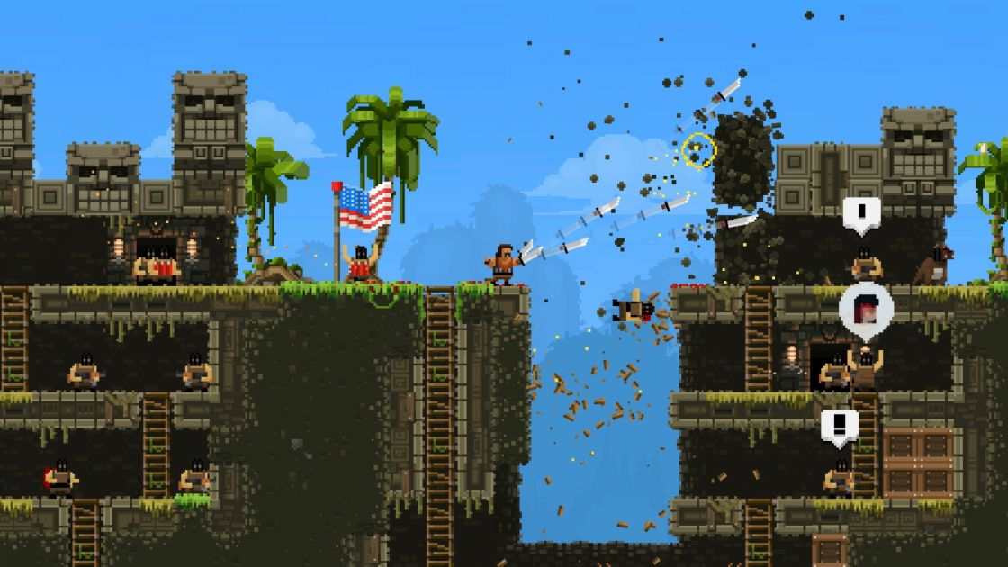 Broforce screenshot 17